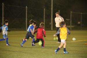 ACミランサッカー体験スクール